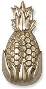 Amazon Hospitality Pineapple Door Knocker Brass Premium