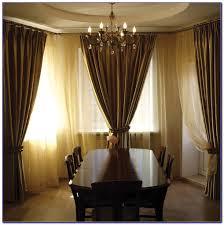 decor curtain holders oval shower curtain rod curtain rods