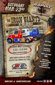 100 Big Truck Drag Racing Home Bandit