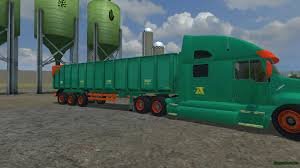 Truck Trailer: Farming Simulator 2013 Truck Trailer Mods