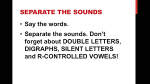 Silent Letters In English W Sound YouTube
