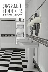 get the deco look in your bathroom the tile co