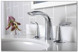 Kohler Fairfax Kitchen Faucet Brushed Nickel by Kohler Fairfax Kitchen Faucet Installation Sinks And Faucets
