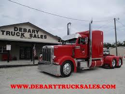 100 Cheap Semi Trucks For Sale 1993 Peterbilt 379 Sleeper Truck Sanford FL 5000