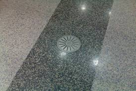 Marble Raised Access Floor Acoustic Indoor