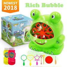 Amazoncom AMOSTING Bubble Machine Automatic Bubbles Blower For