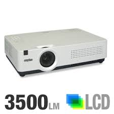 sanyo plc xu350 ultra portable multimedia lcd projector 3500