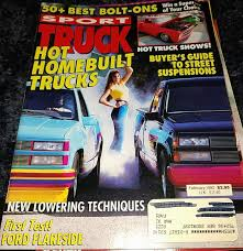 Sport Truck Magazine February 1992 Hot Home Built Trucks Street ... Sport Truck Magazine Competitors Revenue And Employees Owler 030916 Auto Cnection By Issuu Upc 486010715 Free Shipping November 1980 Advertisement Toyota Sr5 80s Pickup Pick Up Etsy Chevy 383 Stroker Engine July 03 1996 Oct 13951 Magazines Nicole Brune On Twitter The Auction For My Autographed Em 51 Coolest Trucks Of All Time Feature Car Truckin March 1990 Worlds Leading Sport Truck Publication Mecury 4wd Suvs For Sale N Trailer 2018 Isuzu Dmax Goes To La Union Gadgets Philippines