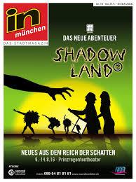 In Munchen Ausgabe 15 2016 By InMagazin Verlags GmbH