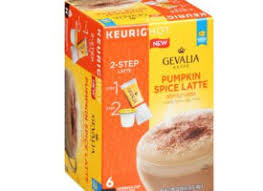 Decaf Pumpkin Spice Latte K Cups by Espresso Roast K Cup Pods Best Quality Coffee