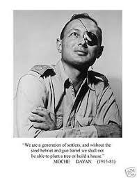 Speech By Mr Edouard Dayan General At The Moshe Dayan General War Quote Photo Ebay Moshe