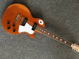 Rosewood Fingerboard Mahogany Body Yellow Color With Chrome Hardware One Piece And Neck Do The Old Relic Guitar
