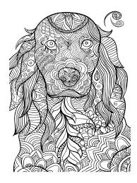 Adult Coloring Pages Animals 11