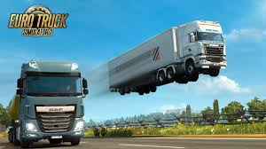 Euro Truck Simulator 2 Multiplayer Random & Funny Moments #6 - YouTube