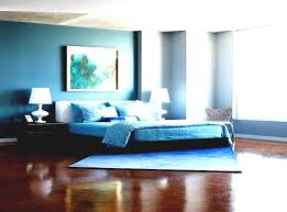 Cool Modern Master Light Blue Bedroom Decorating Ideas With Contemporary Layout