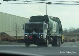 Waste Management, Inc. (WM) - Houston, TX - Ray's Truck Photos