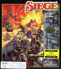 siege ibm siege siege dogs of war bundle 1992 dos box cover mobygames