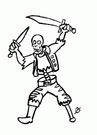 Learning Free Printable Skeleton Coloring Pages For Kids Top