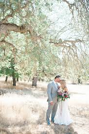 Colorful Rustic Barn Wedding