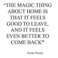 Life Quotes QuotesAboutLife Home Is Where The Heart One Cliche That Absolutely True