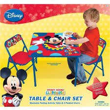 Mickey Mouse Bathroom Set Uk by Disney Mickey Mouse Playground Pals Activity Table Set Walmart Com