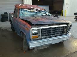 Auto Auction Ended On VIN: 1FTCF10E3BRA39984 1981 FORD F100 In CA ... Ford Motor Company Timeline Fordcom 1981 Pickup07 Cruisein Trucks Pinterest F150 For Sale Classiccarscom Cc1095419 F100 Pickup Truck Item J8425 Sold February 10 Sell In San Antonio Texas Peddle Garys Garagemahal The Bullnose Bible Ford F350 Custom Dump Bed Dually Pickup Truck Frankfort Little Rust F 100 Custom Vintage Wiley Cyotye Overview Cargurus Vintage Trucks Cc1142273