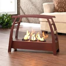 Portable Fireplace Home Decorating Trends Portable Outdoor
