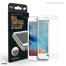 iPhone 6 6S Plus Full Coverage Accessory Glass by Corning Screen