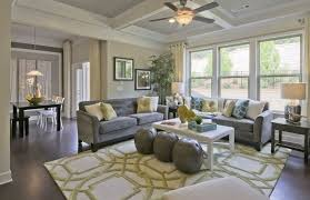 Transitional Living Room Sofa by Living Room With Hardwood Floors U0026 Ceiling Fan In Smyrna Ga