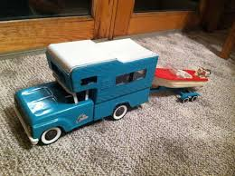 Toy Trucks With Campers, | Best Truck Resource Diecast Trucks Wyatts Custom Farm Toys Trailers Amazoncom Mack Log Trailer Diecast Replica 132 Scale Assorted Hess Toy Classic Hagerty Articles With Campers Best Truck Resource Promotional Suppliers And Cheap Rc And Find Deals On Line Collectors Models Stobart Club Shop Pin By Farooq Big Rigs Pinterest Semi Trucks Rigs Hot Wheels Track Big W Moores