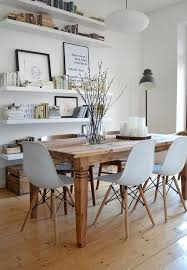 dining room decor ideas modern contemporary style with