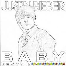 Download Justin Bieber Coloring Pages