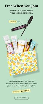 Birchbox Coupon: Get FREE Benefit BadGal BANG! Volumizing ... A New Series 5 Friday Favorites Real Everything 50 Off Trnd Beauty Coupons Promo Discount Codes Brush Bar Coupon Code Garmin 255w Update Maps Free Current Beautycounter Promotions The Curious Coconut Lexis Clean Kitchen 10 Nancy Lynn Sicilia Under 30 Archives Beauiscrueltyfree Lindsays Counter Thrive Market Review Early Black Friday Sale We Launched Keto Adapted Birchbox Coupon Get Free Benefit Badgal Bang Volumizing Ruby And Jenna Weathertech Popsugar Must Have Box Code February 2016