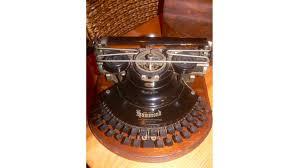 quelle est la valeur de votre ancienne machine à écrire catawiki