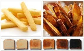 Reduced Acrylamide Levels Can Be Achieved By Making Light Golden The Target Color For Many Foods From Fries To Toast