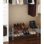Mainstays Expanding Shoe Rack Walmart