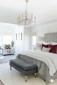 100 White House Master Bedroom One Room Challenge Makeover Reveal Kelley Nan