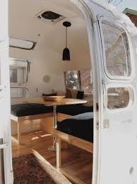 100 Restored Airstream Trailers Interiors Interiors High End And High Tech