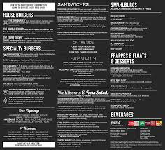 Food Menu | Specialty Burgers, Sandwiches, Fresh Salads, Healthy ... Ultimate Guide To Menu Display Options For Food Trucks Truck Private Events Dos Gringos Mexican Kitchen Eugenes Hot Chicken We Are A Southern Style Restaurant Food Toasted At Best Friends El Paso Cgdons After Dark Free Lips Sushi Vector Pictures Chedda Burger Menu Slc 30 Drink Templates Premium Blog Development Cheese Wizards Grilled Ideas Heavys Soul In Tampa Fl