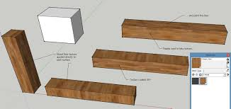 Floor Materials For Sketchup by Can You Only Position Textures Materials On Un Grouped Non