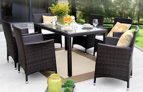 7 Piece Patio Dining Set Canada by Home Depot Dining Sets Sets Popular Home Depot Patio Furniture