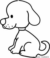 Awesome Dog Coloring Page Contemporary