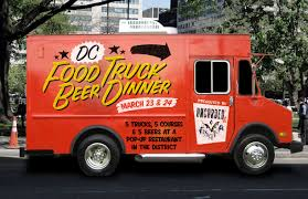 100 Dc Food Truck Locations DC Beer Dinner March 2324 Flying Dog Brewery