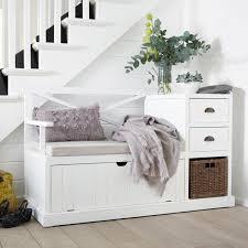 Mueble De Entrada Blanco Entradas Pinterest Muebles Muebles