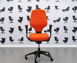 Refurbished Giroflex G64 7578 High Back Chair- Olympic Orange - YP113 |  Corporate Spec Merax Orange High Back Gaming Chair With Lumbar Support And Headrest Cougar Armor S Luxury Breathable Premium Pvc Leather Bodyembracing Design Mid Century Modern Highback Lounge Revive Modern In Highback Swivel Black With Racing Style Ergonomic Office Desk By Morndepo Xl Executive Ribbed Pu Computer Gothic Inspired Velvet Throne Task Global Ding Chairs Upholstered Angelic Vini Furntech Gromalla Mesh Akracing Nitro Robus High Back From Stylex Architonic Video Bucket Seat Footrest Padding