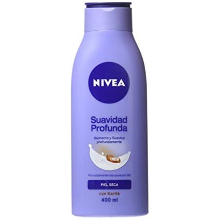 Nivea Body Cream Soft Milk Skin Dry Lotion - 400ml