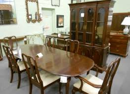 Dining Table Hutch Ethan Allen Room Sets