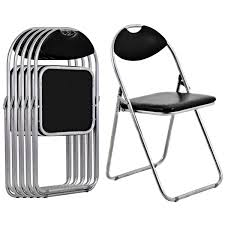 Amazon.com: Giantex 6 PCS Folding Chair With Carrying Handle PU ... Chair With Tablemeeting Room Mesh Folding Wheels Scale 11 Nomad 12 Conference Table Wayfair Row Of Chairs In The Stock Photo Image Of Carl Hansen Sn Mk99200 By Mogens Koch 1932 Body Builder 18w X 60l 5 Ft Seminar Traing Plastic Tables Centre Office Cc0 Classroomoffice Chairs Lined Up In Empty Conference Room Slimstacking And Lking For Meeting Ton Rows Red Picture Pp Mesh Back Massage Folding Traing Chair Padded