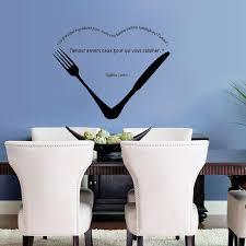 cuisine decor cuisine quotes sticker restaurant kitchen removable vinyl wall