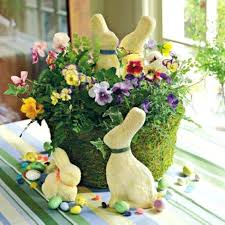 Easter Home Decor Top Spring Flower Table Centerpieces Holiday Idea Decorations Uk